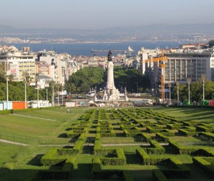 Lisbon - Parque Eduardo VII