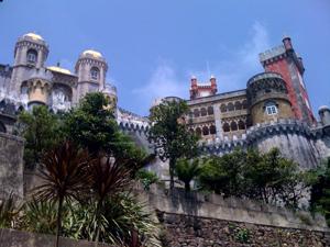 Sintra - Pastiche Pena Palace