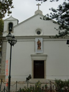 Carcavelos Church
