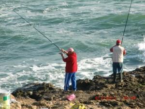 Carcavelos Fishermen