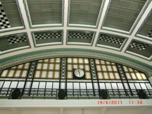 Lisbon's Cais do Sodre station