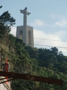 Lisbon's Christo Rei