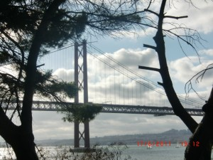 Lisbon's April 24th Bridge
