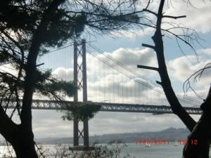 Lisbon's April 24th Bridge