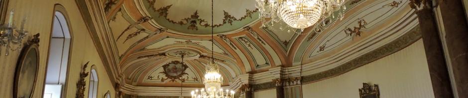 Throne Room Queluz Palace